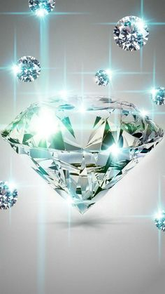 Diamond with bling wallpaper Flor Iphone Wallpaper, Glitter Phone Wallpaper, Apple Logo Wallpaper Iphone, Diamond Wallpaper, Cellphone Wallpaper, Galaxy Wallpaper, Wallpaper Backgrounds, Diamond Background, Aesthetic Pastel Wallpaper