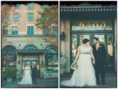 Smog Shoppe Wedding Culver City - The Wedding Chicks