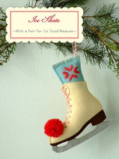 LOVE THIS but need someone to sew it for me... Its a dream ornament for my tree
