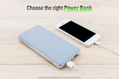 If you constantly find yourself keeping tabs on your battery levels or using the battery-saver mode all day long, it's time to get yourself a power bank.