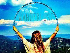 Wanderlust!