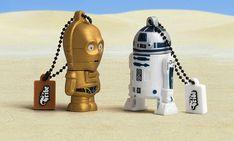 Tribe's Star Wars USB Flash Drives