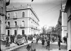 casa colon huelva Street View, Home, Antique Photos, Printing Press