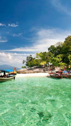 Tarutao Marine Park, Thailand