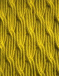 Reversible Rivulet Scarf | Purl Soho