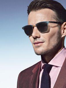 c1cd460bbd890 Hugo Boss Spring Summer Eyewear 2014 with Alex Lundqvist