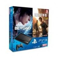 CONSOLA PS3 500GB P + BEYOND + THE LAST OF US