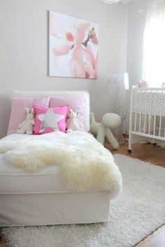 Coconut White: vauvan huone