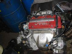 97-01 JDM H22A TYPE S 223HP ENGINE, 5SPD LSD TRANSMISSION, ECU Jdm Engines, Jdm Parts, Honda Prelude, Type S, Stance Nation, Car Engine, Motorcycles, Engineering, Tech