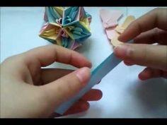 arijigoku kusudama tutorial