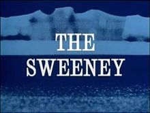 """Starring John Thaw  - The Sweeney is a 1970s British television police drama focusing on two members of the Flying Squad, a branch of the Metropolitan Police specialising in tackling armed robbery and violent crime in London. The programme's title derives from Sweeney Todd, which is Cockney rhyming slang for """"Flying Squad""""."""