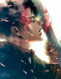 Levi - L'attaque des Titans