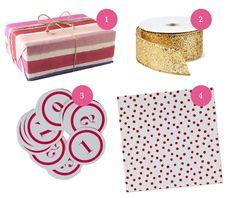 Gift wrap ideas!