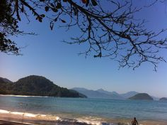 Praia do Felix - Ubatuba - outono 2014