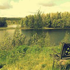#sjö #natur