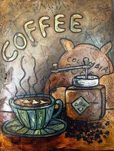 Shop Coffee Corner Poster created by Personalize it with photos & text or purchase as is! Coffee Is Life, I Love Coffee, Coffee Break, Best Coffee, Morning Coffee, Coffee Lovers, Coffee Quotes, Coffee Humor, Champurrado