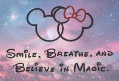 believe cute disney galaxy magic mickey minnie mouse music . Cute Disney Quotes, Walt Disney Quotes, Disney Love, Disney Magic, Disneyland Quotes, Disney Disney, Disney Sayings, Disneyland Ideas, Disney Quotes About Magic