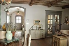 Интерьер в романтичном стиле прованс: 6 главных особенностей | IVOREE