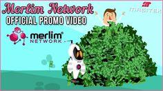 Merlim Network promo video | merlin network presentation and registratio...