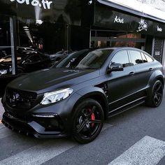 Mercedes GLE 63S AMG ♠️