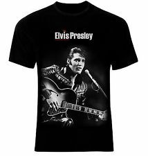 Elvis Presley The King Of Rock 'n' Roll T-Shirt Neu 100% Cotton All Sizes