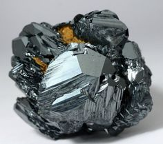 Hematite: This mineral is excellent for calming, relaxing and for reducing emotional upset. It aids in sleep and is known to transform negativity. This stone is also known for its grounding and protection qualities. Good for freeing up your mind to be able to think clearly.