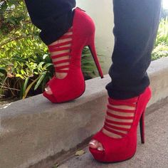 The Fashion of High Heels 2014