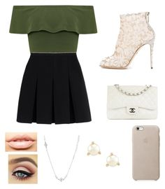 """""""Untitled #707"""" by sueswishba ❤ liked on Polyvore featuring Dolce&Gabbana, WearAll, Alexander Wang, Chanel, Kate Spade, West Coast Jewelry and MDMflow"""