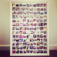 Photify Poster with 130 Instagram photos! http://photify.com.au/