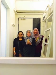 wefie in our room :D