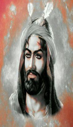 Battle Of Karbala, Imam Hussain Wallpapers, Portrait Photography Men, Shia Islam, Islamic Pictures, Religion, Imam Ali, Wisteria, Bait