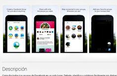 Facebook Groups es una nueva aplicación móvil de la popular red social para administrar, gestionar y participar cómodamente en nuestros grupos de Facebook.