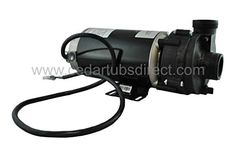 1 HP Spa Pump -Vico Ulitma by UltraJet / Balboa Victoria Hot tub Pump -120 VAC > 1 HP Spa Pump -Vico Ulitma by UltraJet / Balboa Victoria Hot tub Pump -120 VAC Amps 10.2/3.8 RPM=3450/1725 Can Also be used as Single Speed Pump (hi or low)
