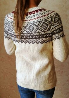 Sweater Outfits, Cute Outfits, Norwegian Knitting, Handicraft, Knitwear, Knitting Patterns, Knit Crochet, Autumn Fashion, Drops Design