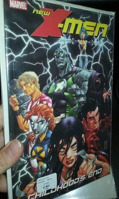 Marvel: New X-Men: Childhood's End