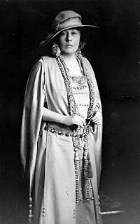 """Molly Brown was on board the Titanic when it tragically sunk in 1912. Although she knew the ship was taking on water, she shouted to a panic-stricken fellow passenger: """"There's no danger. It simply can't go down, because I'm on it and I'm unsinkable."""" Her bantering words, which rang out with the determination never to be defeated and never to give in to despair are said to have given courage to her fellow passengers. Those who stand up at a crucial moment demonstrate genuine greatness.  Ikeda"""
