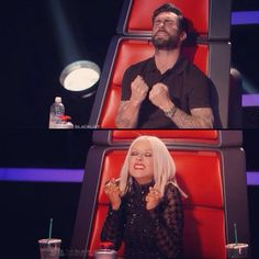 Adam and Christina