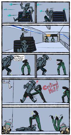 MOA's can kick. by THETVHEAD.deviantart.com on @DeviantArt