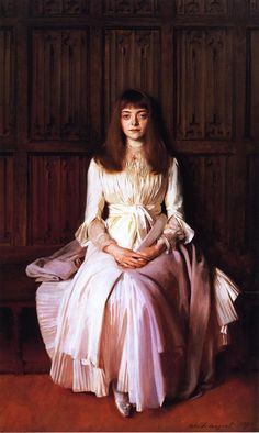 Elsie Palmer John Singer Sargent (1889-1890) Fine Arts Center, Colorado Springs