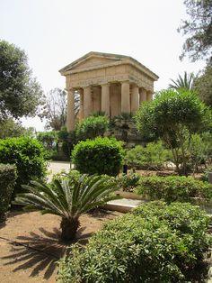 Malta - Valletta - Lower Barrakka Gardens   Flickr - Photo Sharing!