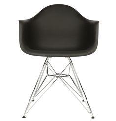 Replica Eames DAR Armchair - Plastic by Charles and Ray Eames - Matt Blatt