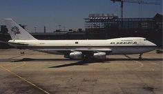 Vintage Air Madagascar Boeing 747 Classic