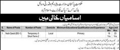 Government Jobs in Ministry of Petroleum & Natural Resources Islamabad 2015 ‪#‎Job‬ ‪#‎Government‬ ‪#‎Islamabad‬ And Share This Job To Others