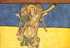 EUROPEAN ART: Manuscripts (miniatures) from the 12th to 16th centuries. Miniatures from medieval illuminated manuscripts. No restrictions.