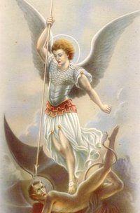 Oración a San Miguel Arcangel