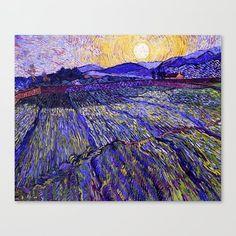 Van Gogh Pinturas, Art Van, Landscape Art, Landscape Paintings, Desenhos Van Gogh, Van Gogh Landscapes, Van Gogh Paintings, Impressionist Art, Post Impressionism Art