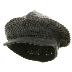 New Crown Beanie Visor-Grey steel (For Big Head)    Find out more about the  great product at the image link. cac2acf80892