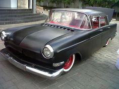 Opel Kapitan 1961 (1st Project Kingpen Kustom Kulture, 2009)
