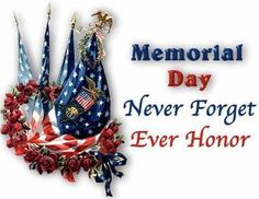 Happy & Safe Memorial Day Weekend 2015. From Everyone at NJ Estates Real Estate Group Of Weichert Realtors,  Warren Township Center, Warren New Jersey Linking the latest technology to old fashion service. Our realtor's commitment, pride and extensive specialized knowledge has earned us a strong position in the market and we invite you to contact NJ Estates Real Estate Group when buying or selling a home, at NJEstates@gmail.com