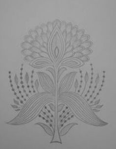 Back Stitch Embroidery, Hand Embroidery Patterns Free, Border Embroidery Designs, Embroidery Suits Design, Hand Embroidery Stitches, Silk Ribbon Embroidery, Embroidery Applique, Paisley Art, Bird Coloring Pages